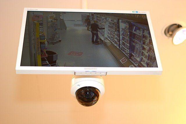 caméra-espion pour vidéo surveillance
